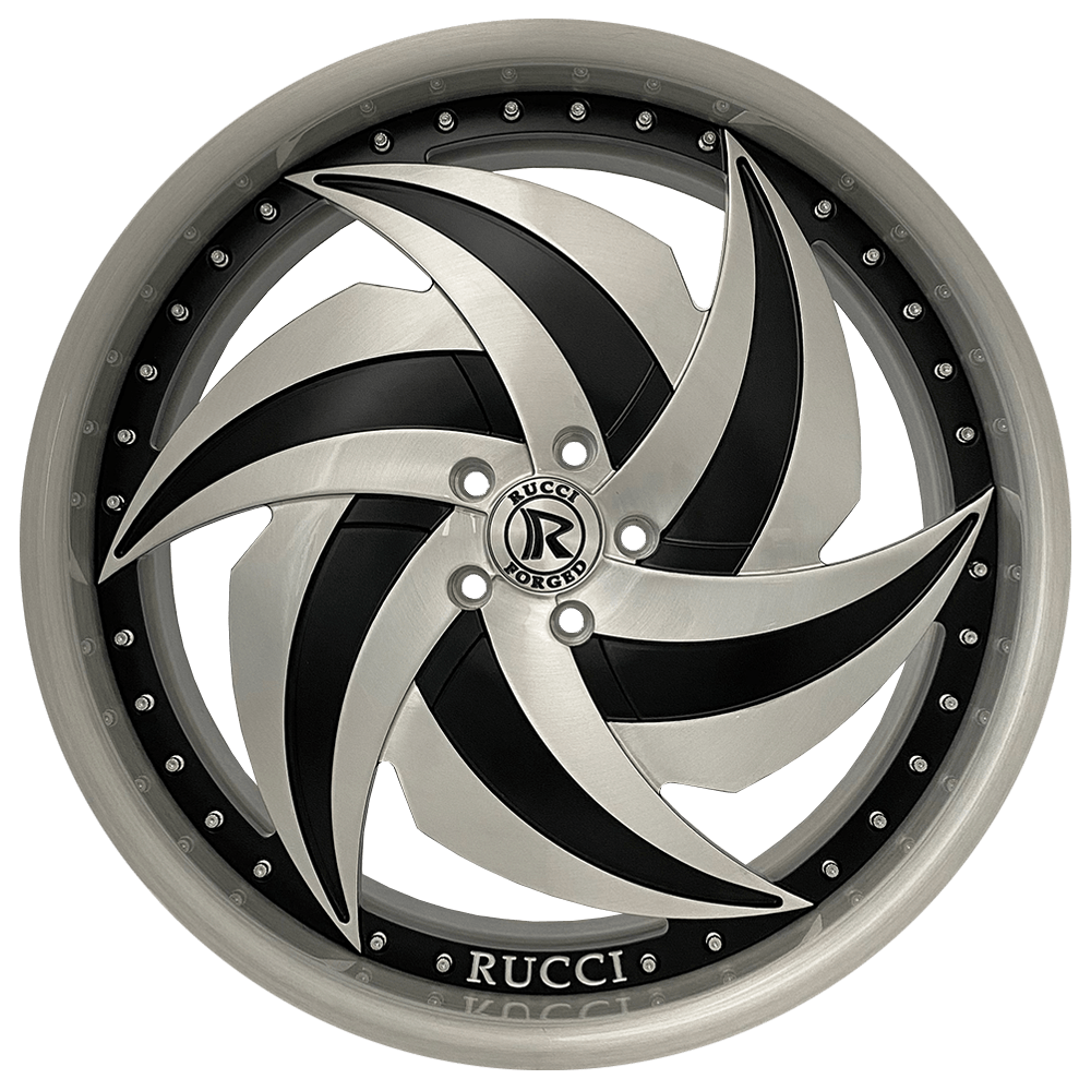 Rucci Forged Wheels Grindin