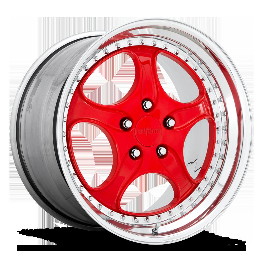 Rotiform KLU 3 piece forged wheels