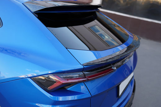 Hodoor Performance Carbon fiber trunk spoiler Corsa for Lamborghini Urus new model