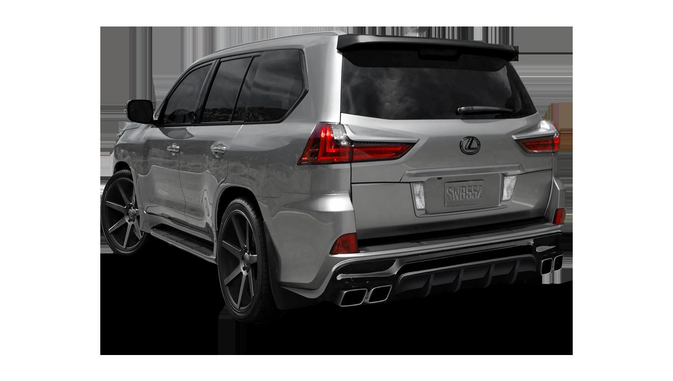 Renegade Design body kit for LEXUS LX 450D/570 TUNING KIT new design