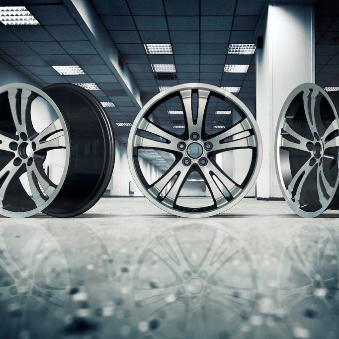 Solomon Alsberg S5 forged wheels