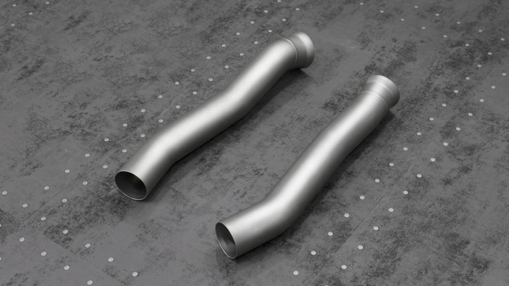TNEER Exhaust Systems for MERCEDES-AMG C253 Coupe - GLC43 Coupe