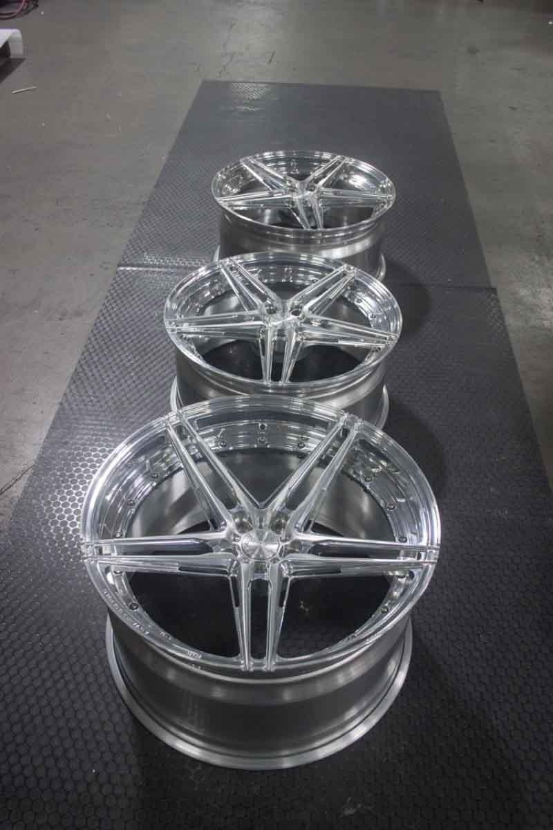 ADV.1 ADV05 M.V2 (Advanced Series) forged wheels