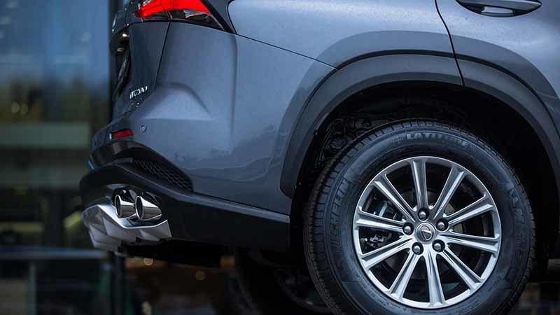MTR Design Body Kit for Lexus NX