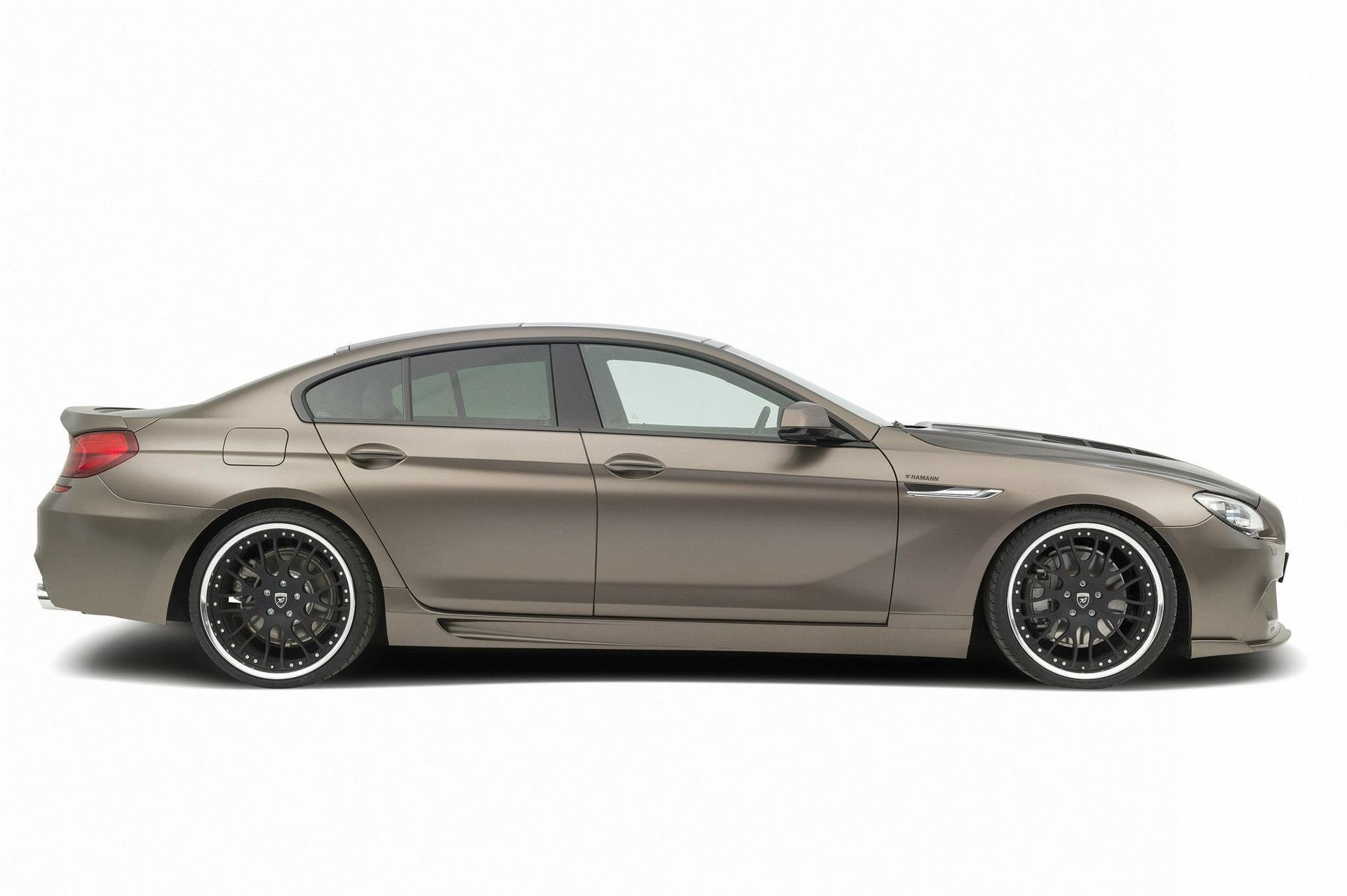 Hodoor Performance Carbon fiber door handles Hamman Style for BMW 6er