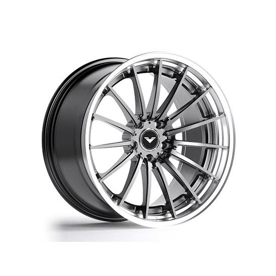 Vorsteiner Nero Forged wheels VFN 502 3-Piece