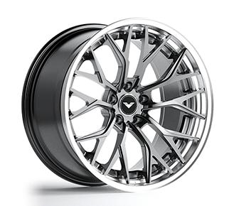 Vorsteiner Nero Forged wheels VFN 503 Monoblok
