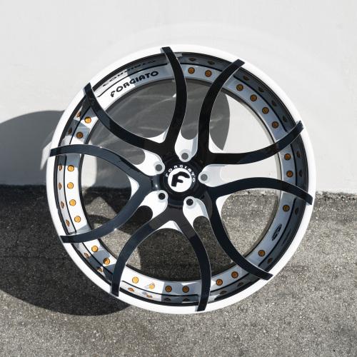 Forgiato S216-B (Original Series) forged wheels