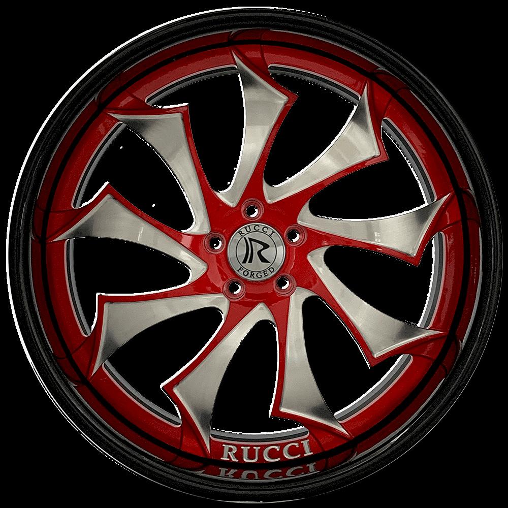 Rucci Forged Wheels Spray
