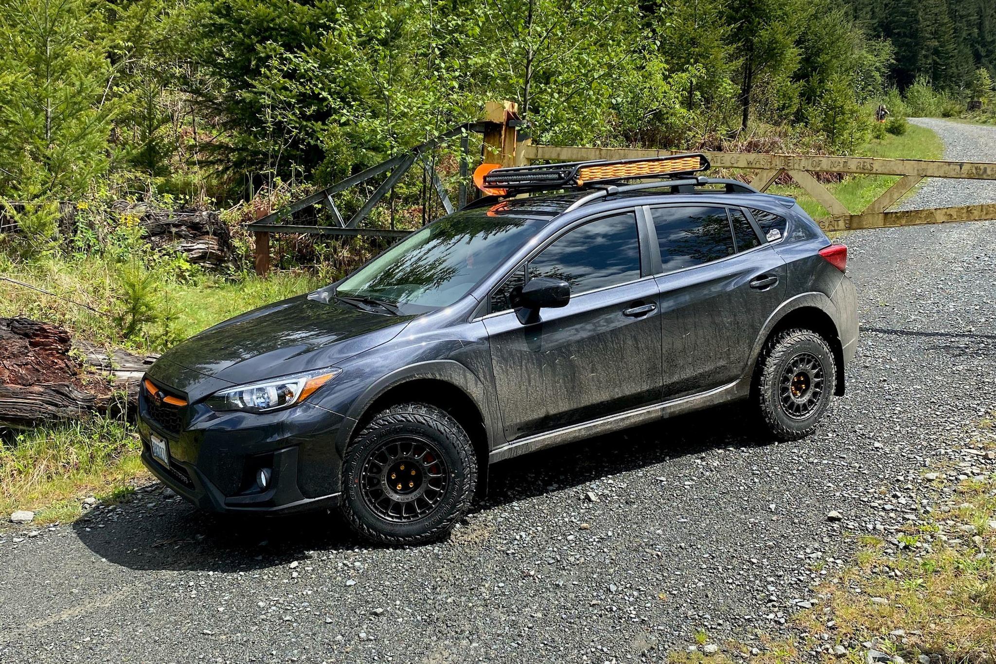 Black Rhino Sandstorm forged wheels