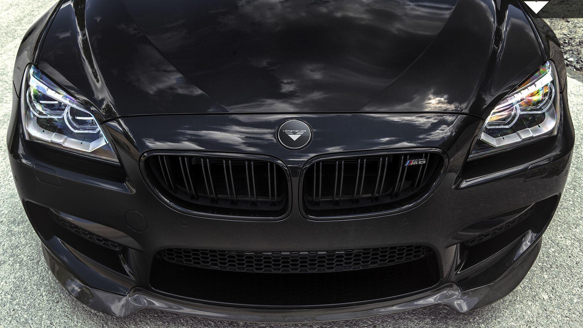VORSTEINER STYLE CARBON front bumper SPOILER FOR BMW M6 NEW MODEL