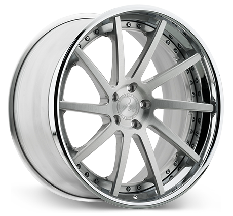Modulare S9 forged wheels