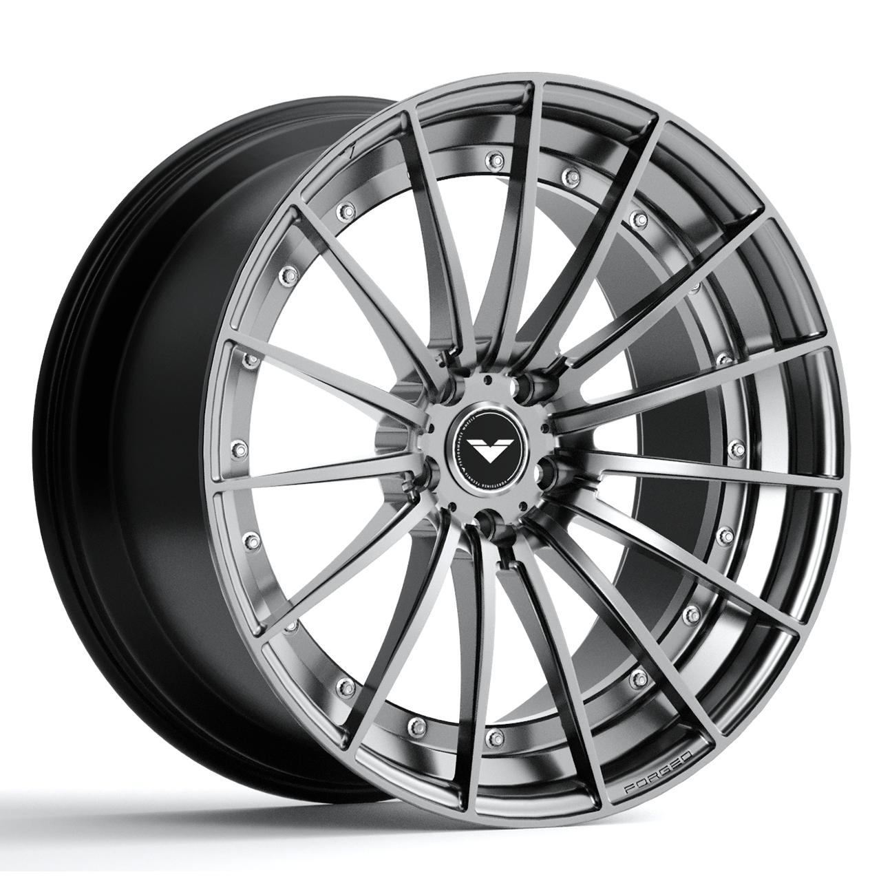 Vorsteiner Nero Forged wheels VFN 502 2-Piece