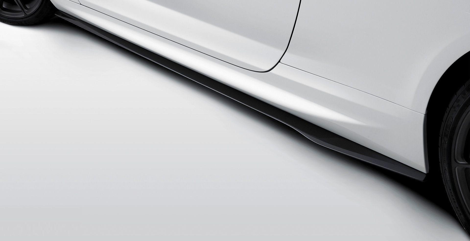 VORSTEINER STYLE CARBON DOOR SILLS FOR BMW M6 NEW STYLE
