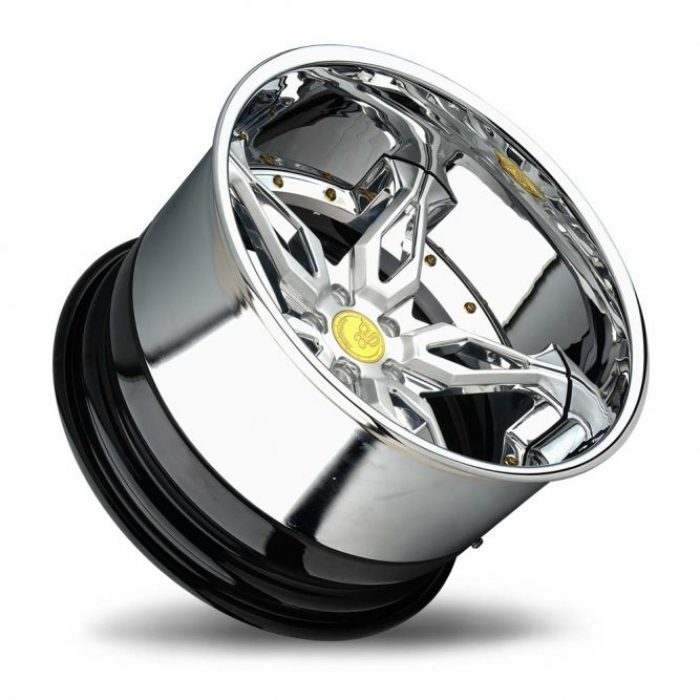AVANT GARDE F464 forged wheels