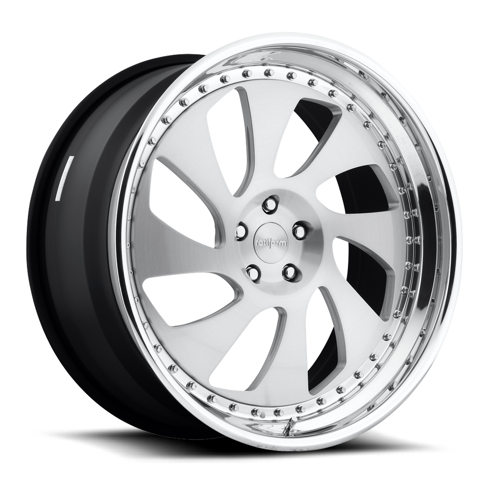 Rot iform WRW 3 piece forged wheels