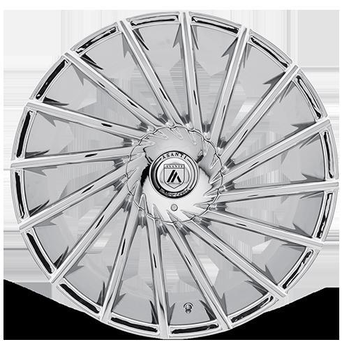 Asanti ABL18 Forged wheels