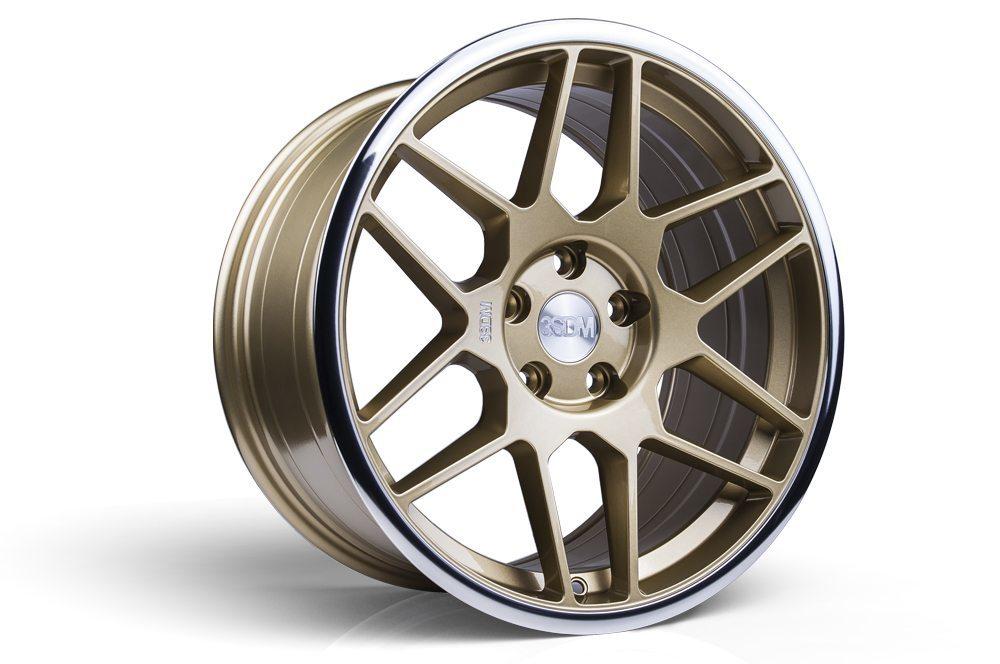 3SDM 0.09  Light Alloy Wheels