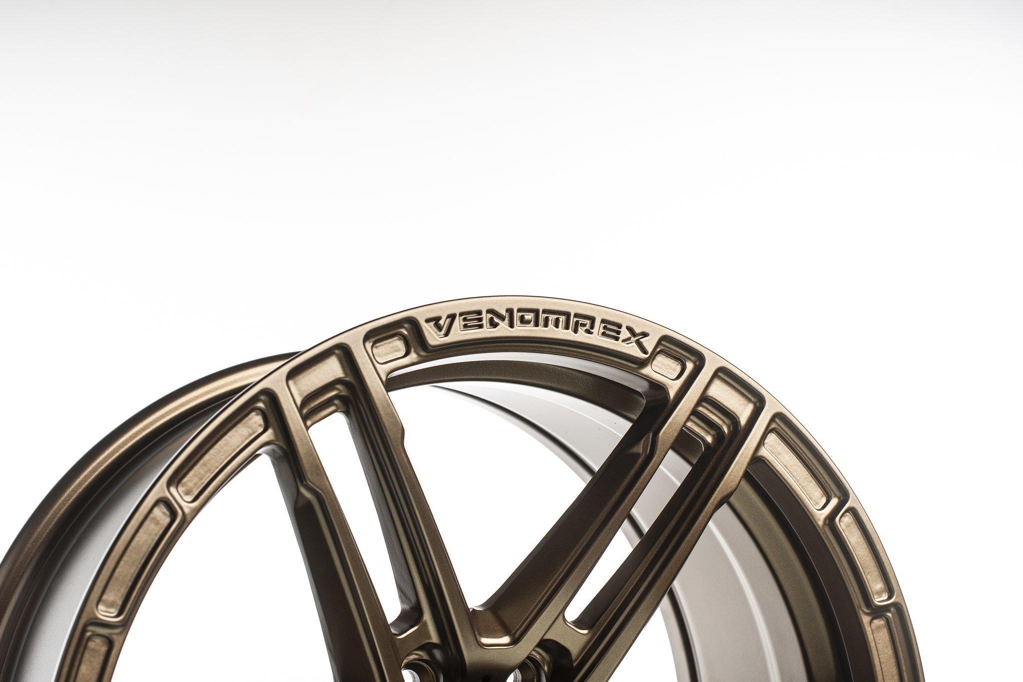 Vorsteiner forged wheels Venom Rex VR-602
