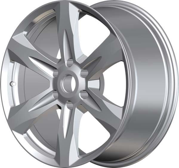 Solomon Alsberg T4 forged wheels