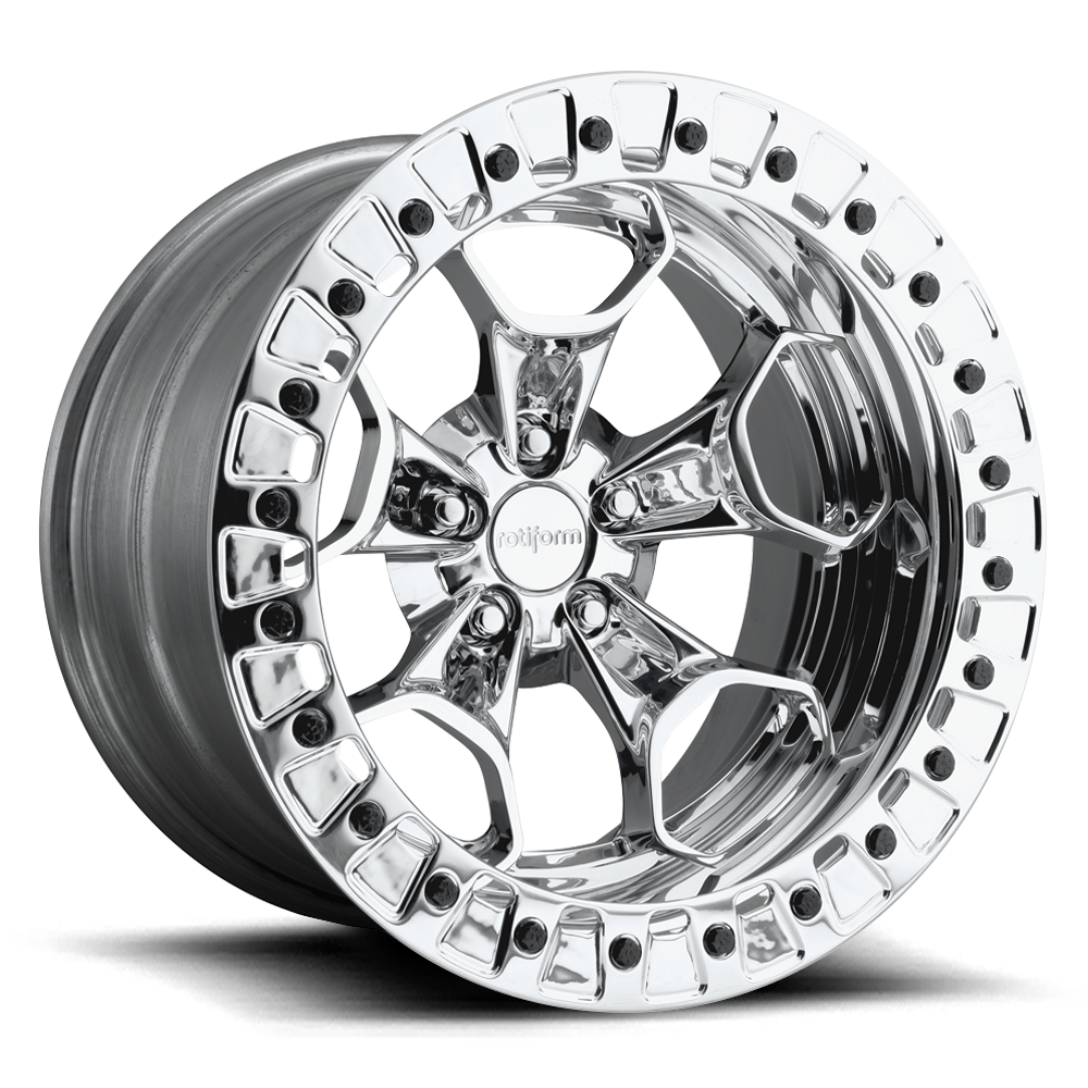 Rotiform HUR 3 piece forged wheels