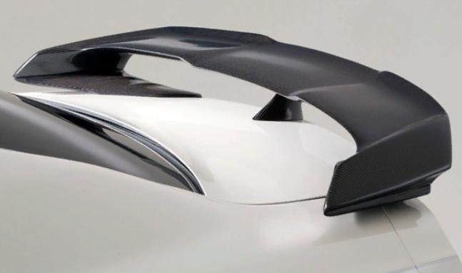Varis Body Kit for NISSAN R35 GT-R '18 new model