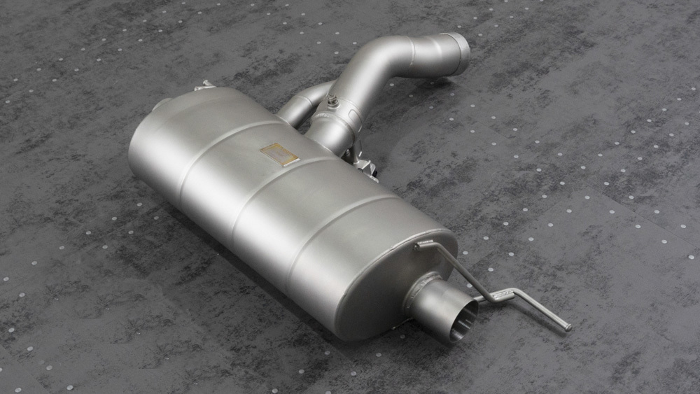 TNEER Exhaust Systems for BMW F32 Coupe - 420i/430i LCI(B48)