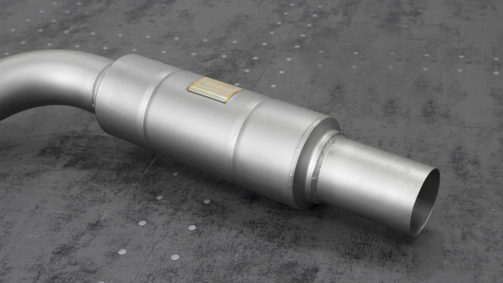 TNEER Exhaust Systems for MERCEDES-BENZ W213 - E250 / E300
