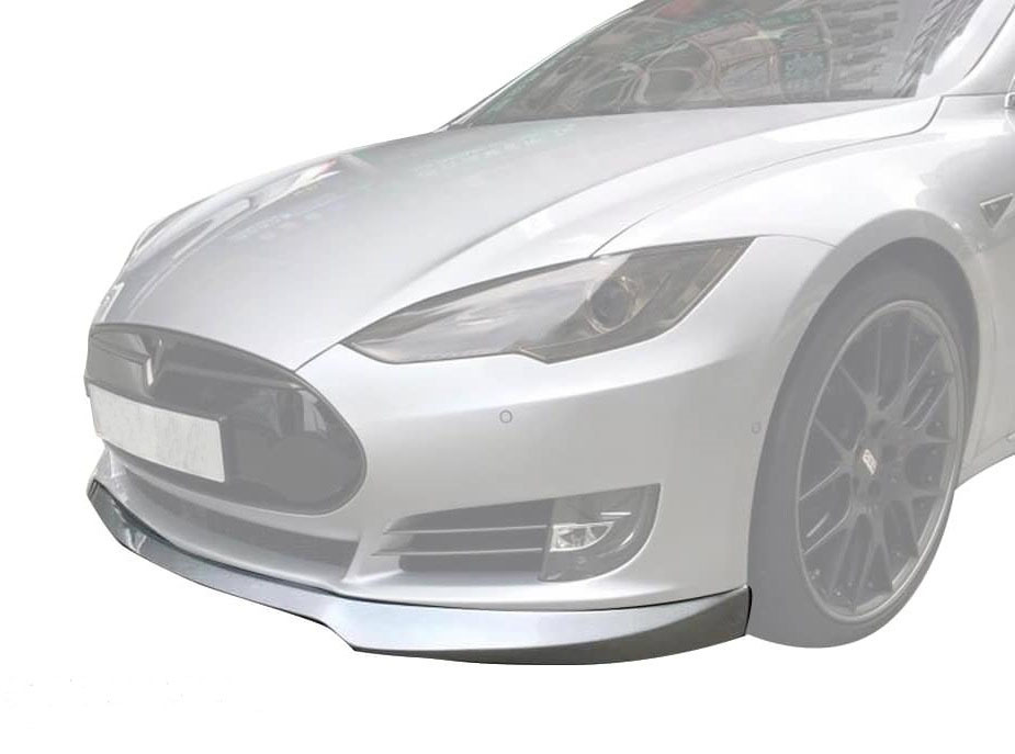 Unplugged Performance Front Spoiler and Diffuser System for Tesla Model S new model