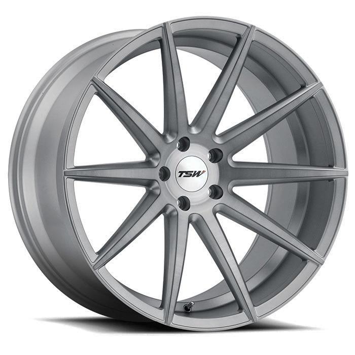 TSW Wheels Clypse light alloy wheels