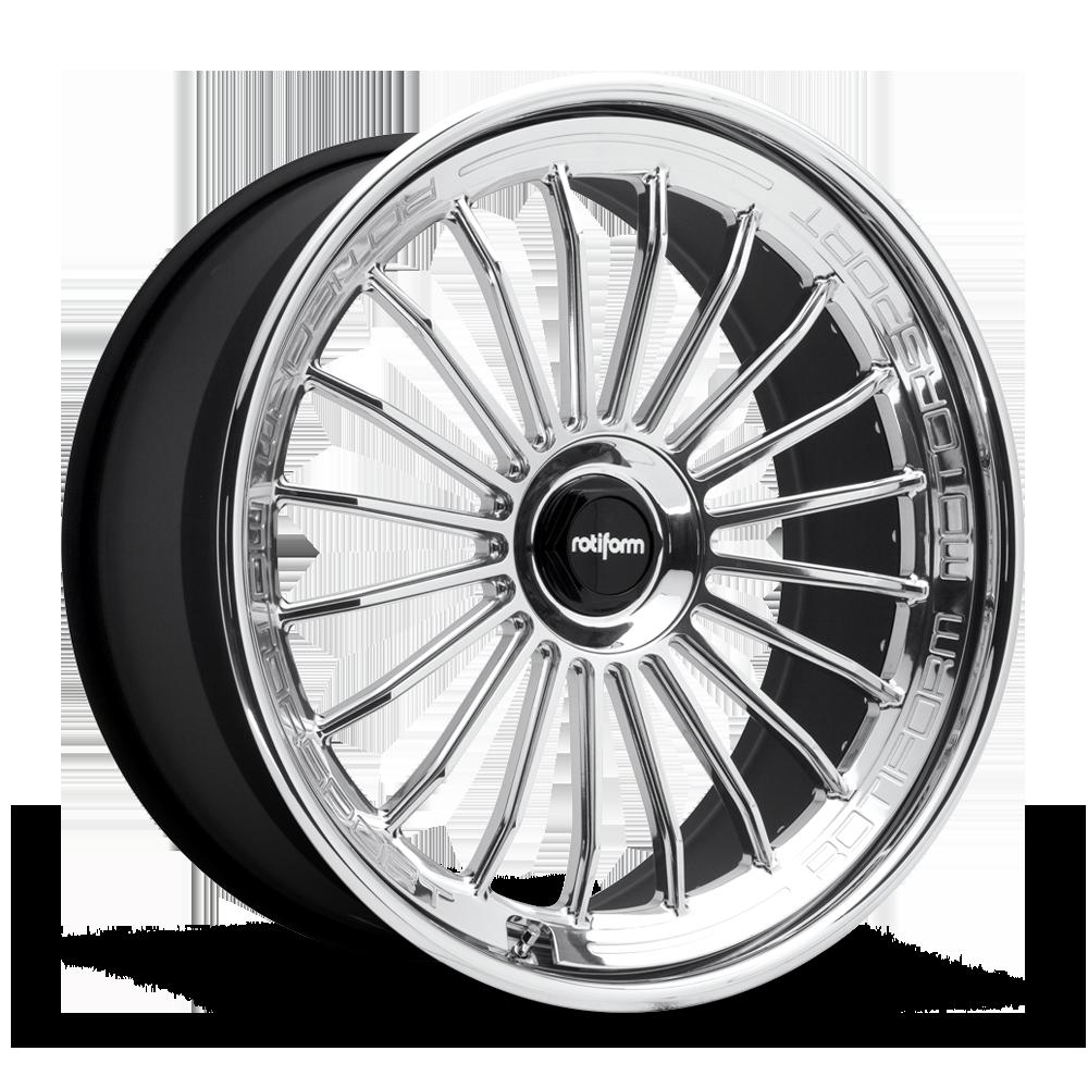 Rotiform BUC-M 2 piece forged wheels