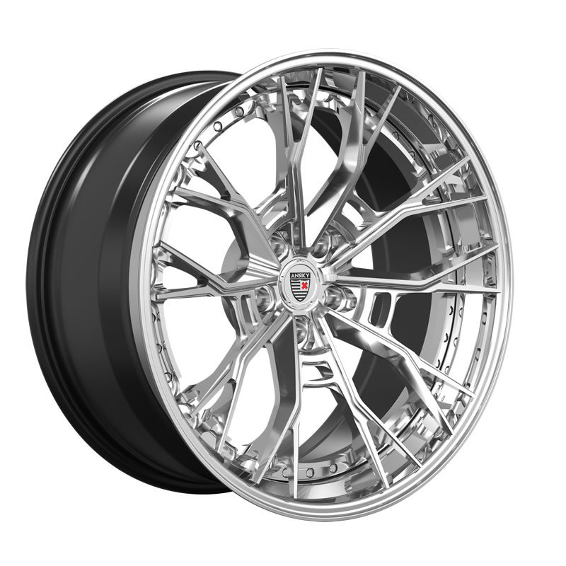 Anrky S3-X5 forged wheels