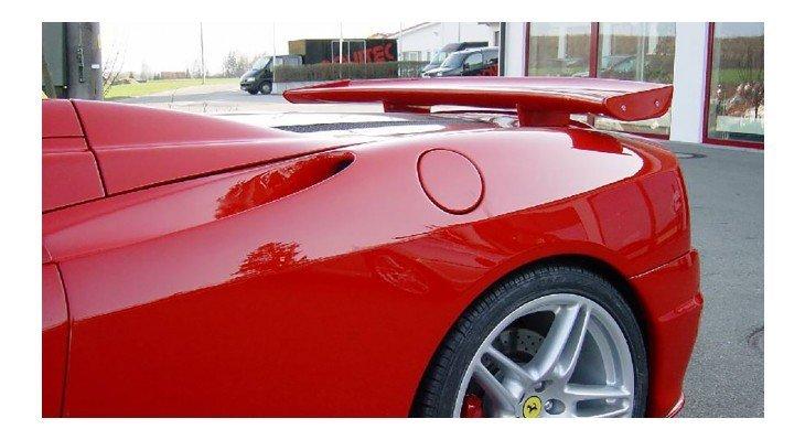 Novitec body kit for Ferrari 360 Spider 2021