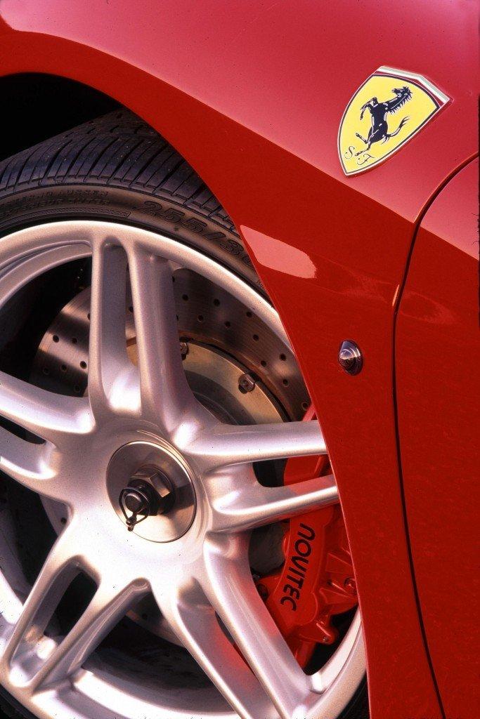 Novitec body kit for Ferrari 360 Spider new model 2020