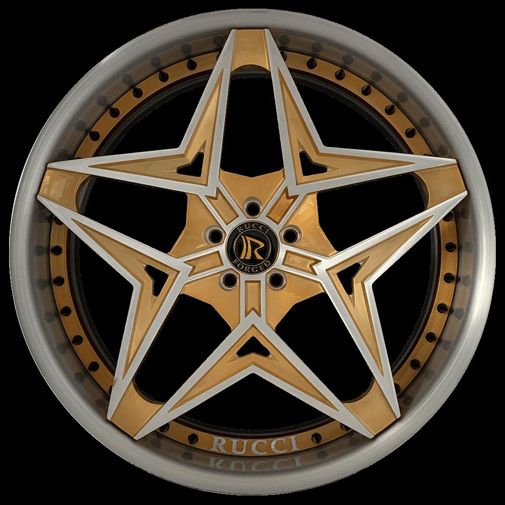 Rucci Forged Wheels Respek