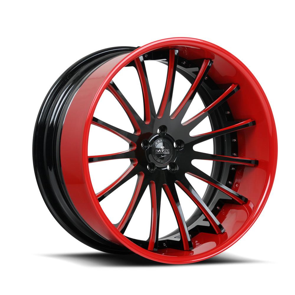 Savini SV34XC Forged wheels