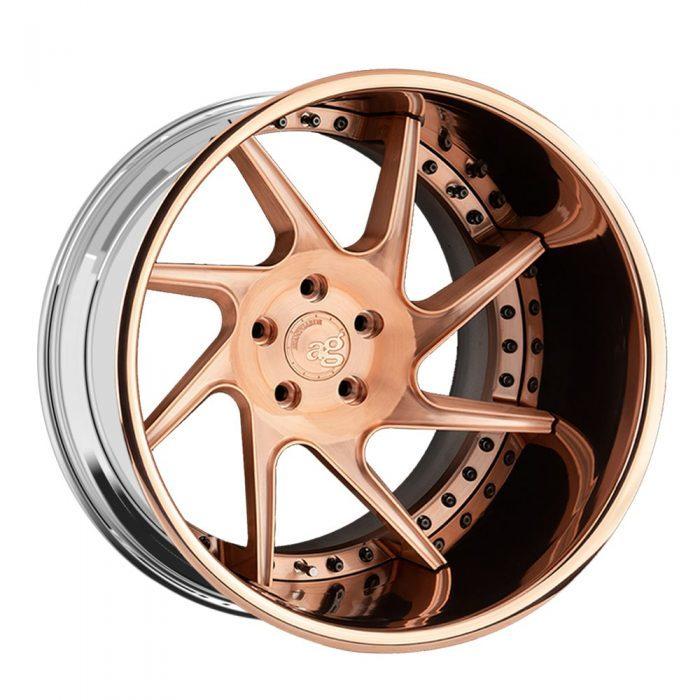 AVANT GARDE SR9 forged wheels