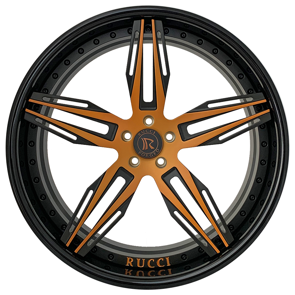 Rucci Forged Wheels Savage
