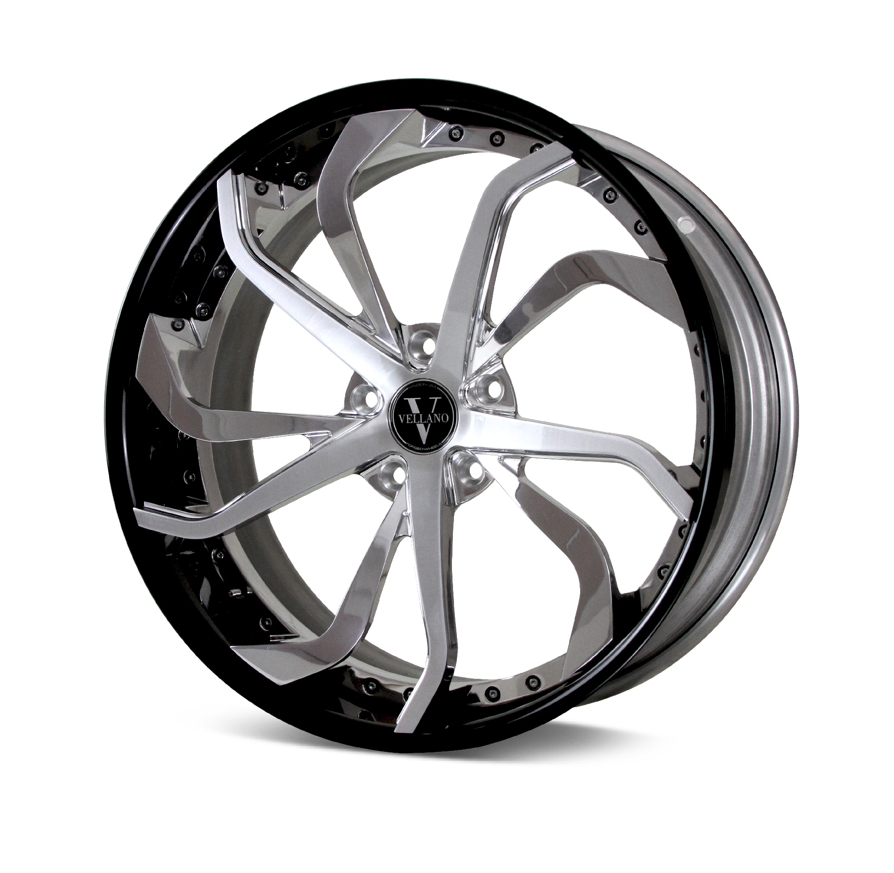 Vellano VCY forged wheels