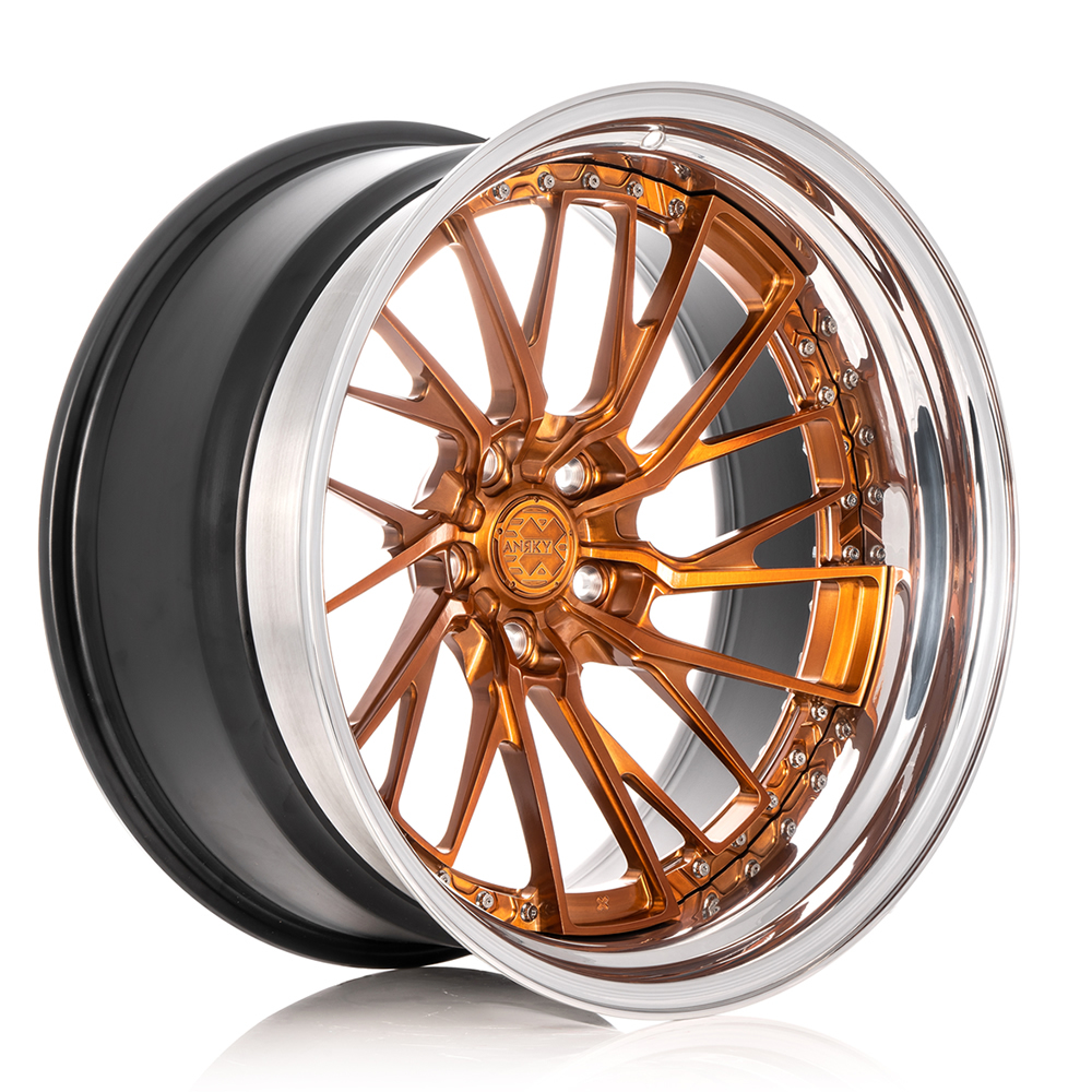 Anrky RS3 forged wheels