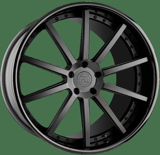 AVANT GARDE AGL39 forged wheels