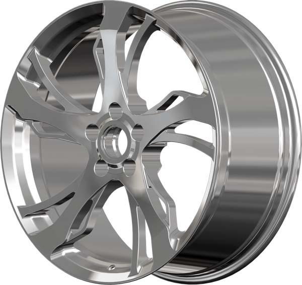 Solomon Alsberg Tokyo forged wheels
