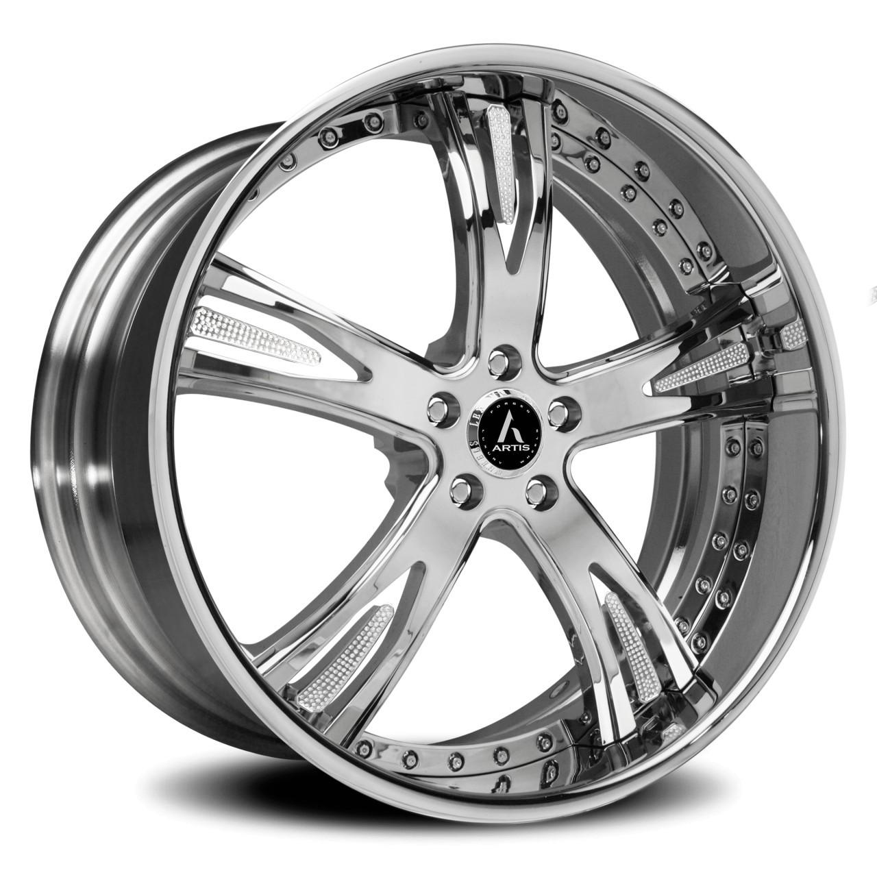 Artis Freemont forged wheels