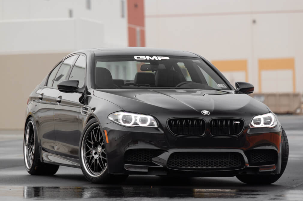 HRE 540R (540 Series) forged wheels