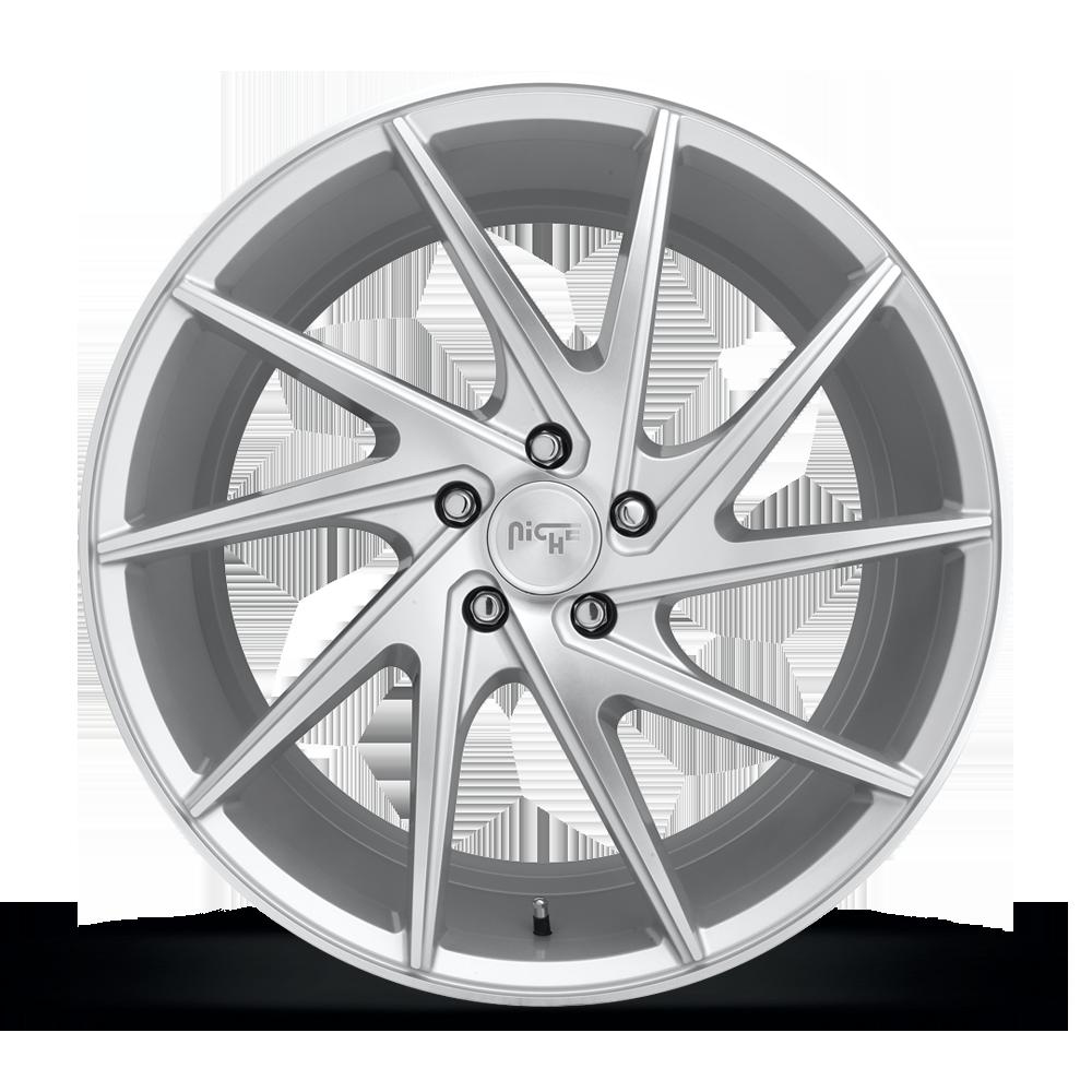 Niche  INVERT M162 light alloy wheels