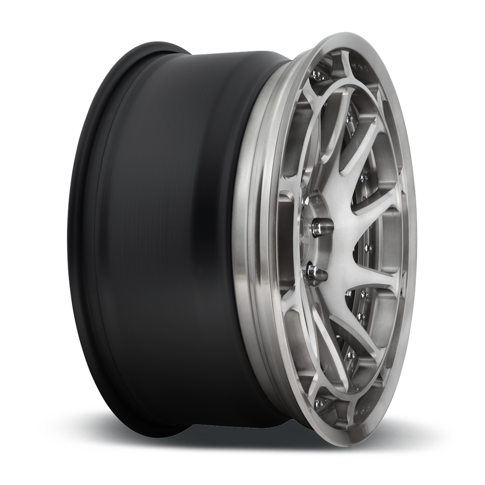 Rot iform YVR 2 piece forged wheels