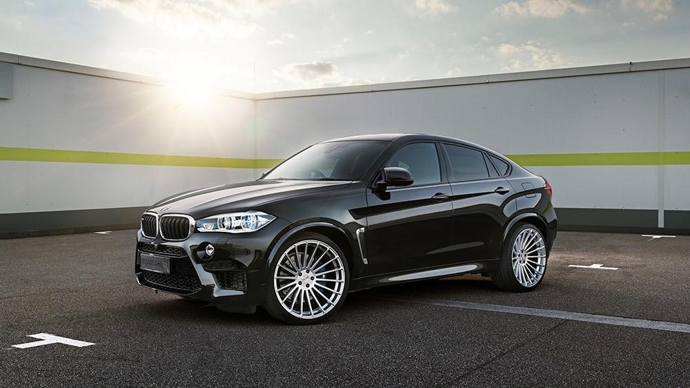 Hamann body kit for BMW X6 M F86 latest model