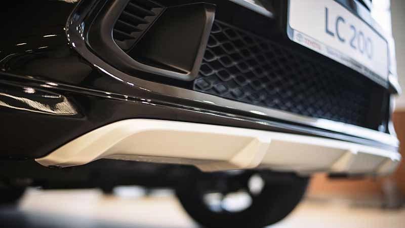 MTR Design Body Kit for Toyota Land Cruiser 200