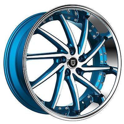 Forgiato Sky 217 (Original Series) forged wheels