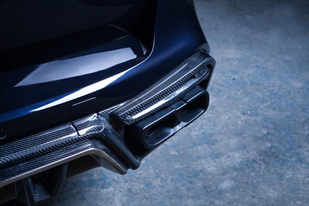 LARTE DESIGN BODY KIT FOR BMW X5(G05) CARBON